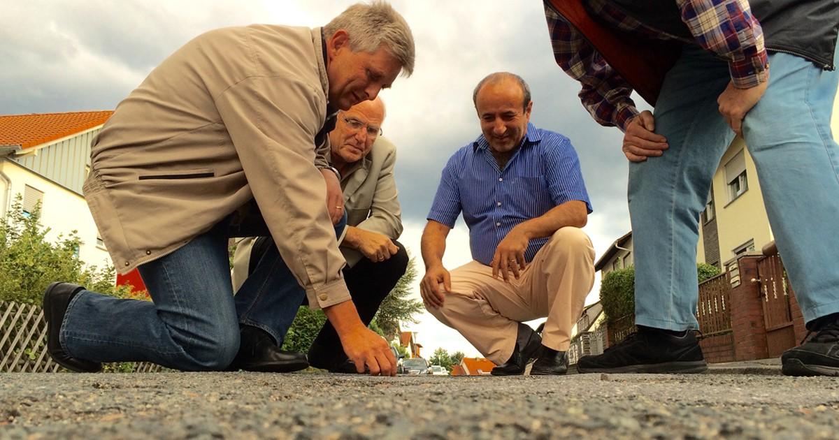 SPD Rödermark - Straßensanierung notwendig