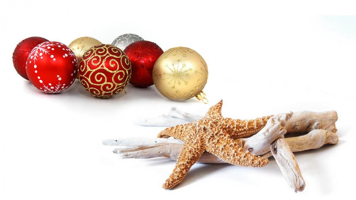 Weihnachtsgeschichte nach Titus - Weihnachten am Strand