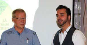 SPD Kandidat stellt sich FREIEN WÄHLERN vor