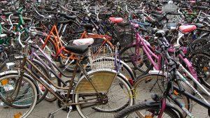 60.000,- EURO Fördermittel für Rad-Parkplätze