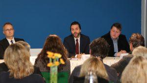 Zu Gast im Unternehmerforum (UFR)