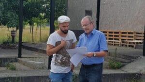 Abriss der Diskothekenruine Kapellenstraße: wir fordern Bewegung!