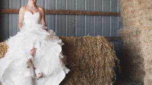 Die Braut - ein Bild für die Kirche